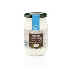 Hindistan Cevizi Yağı 337 ML Organik The Lifeco