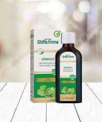 Gingko Biloba Sıvı Ekstraktı 100 ml Shiffa Home
